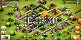 Коды для Clash of Clans
