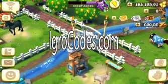 Коды для FarmVille 2 Country Escape