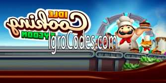 Коды для Idle Cooking Tycoon