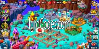 Коды для Monster Legends