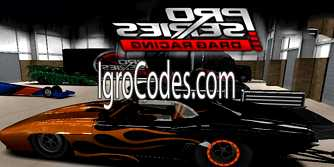 Коды для Pro Series Drag Racing