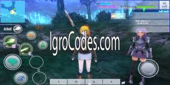 Коды для Sword Art Online Integral Factor