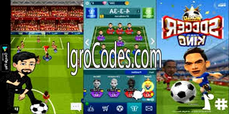 Взлом игры World Soccer King